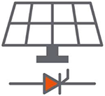 Power Electronics and Distributed Energy icon